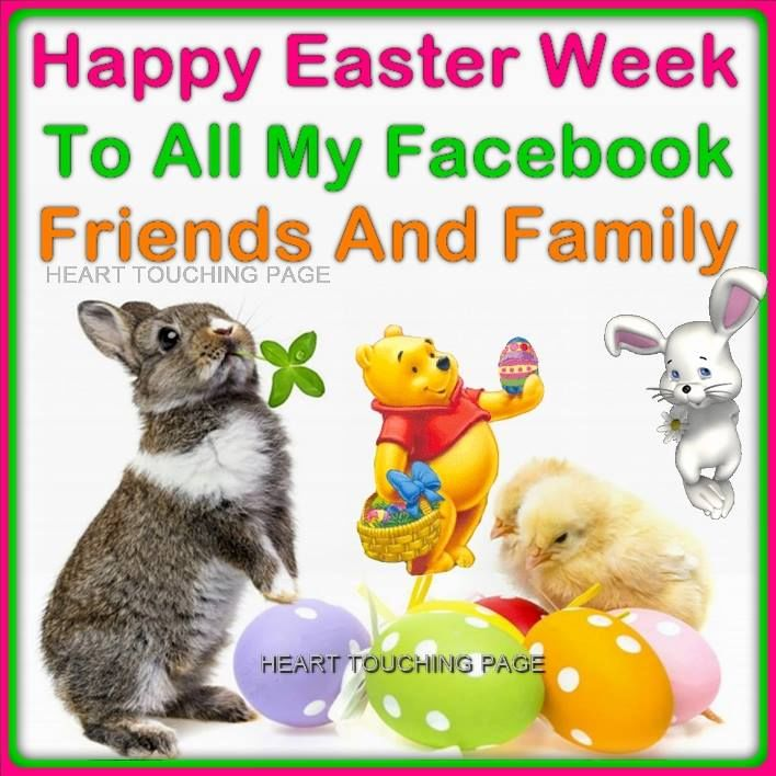 Happy Easter Pictures With Quotes: Facebook Happy Easter Week Quote Pictures, Photos, And