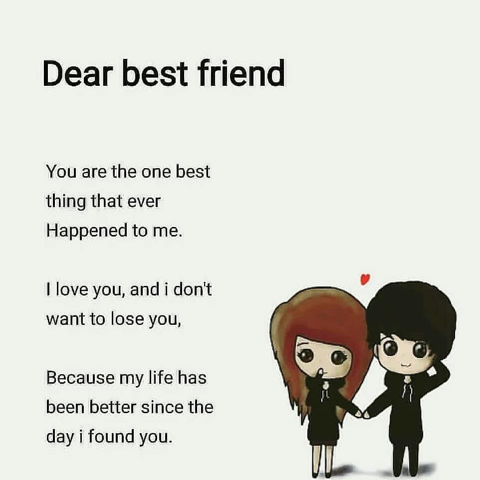Dear Best Friend Pictures, Photos, and Images for Facebook ...