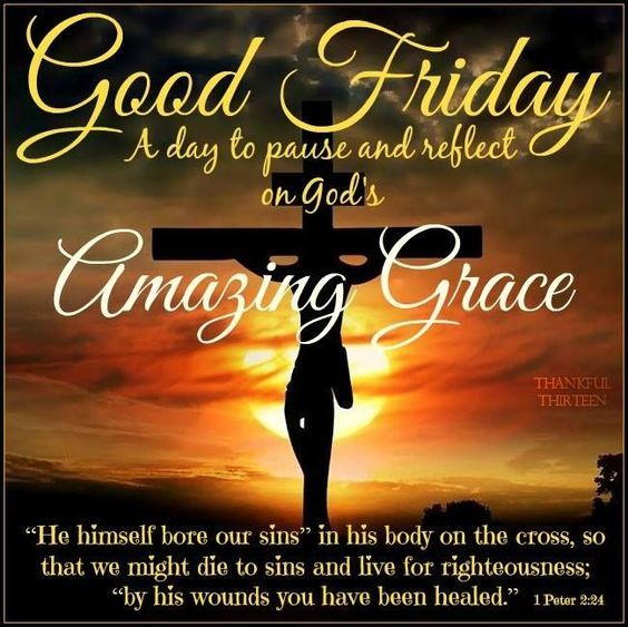 By The Grace Of Good Friday