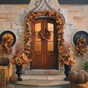 Fall Porch Decorations & Fall Porch Decorations Pictures Photos and Images for Facebook ...