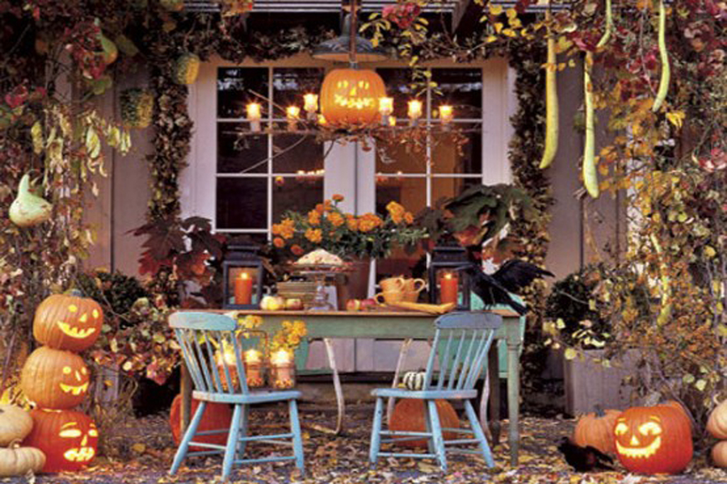 Fall Decorations Pictures Photos And