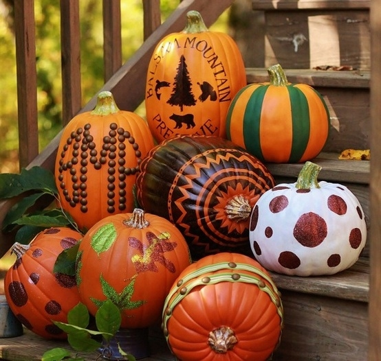 Painted Pumpkins Pictures, Photos, and Images for Facebook, Tumblr ...