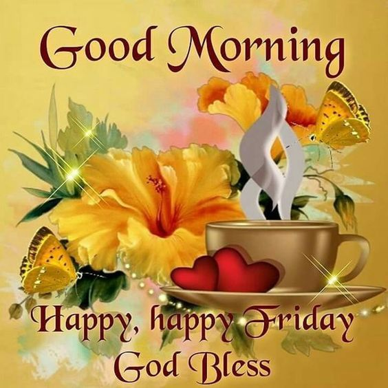 Image result for good morning friday