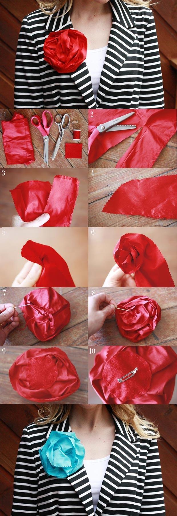 Как сделать одежду для себя из ткани