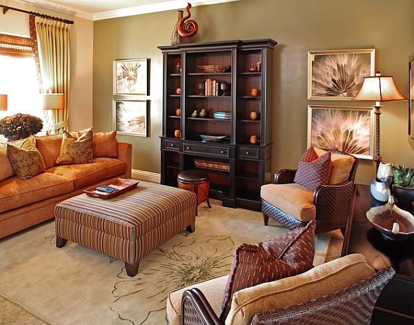 Living Room Decorated for Fall. Living Room Decorated For Fall Pictures  Photos  and Images for