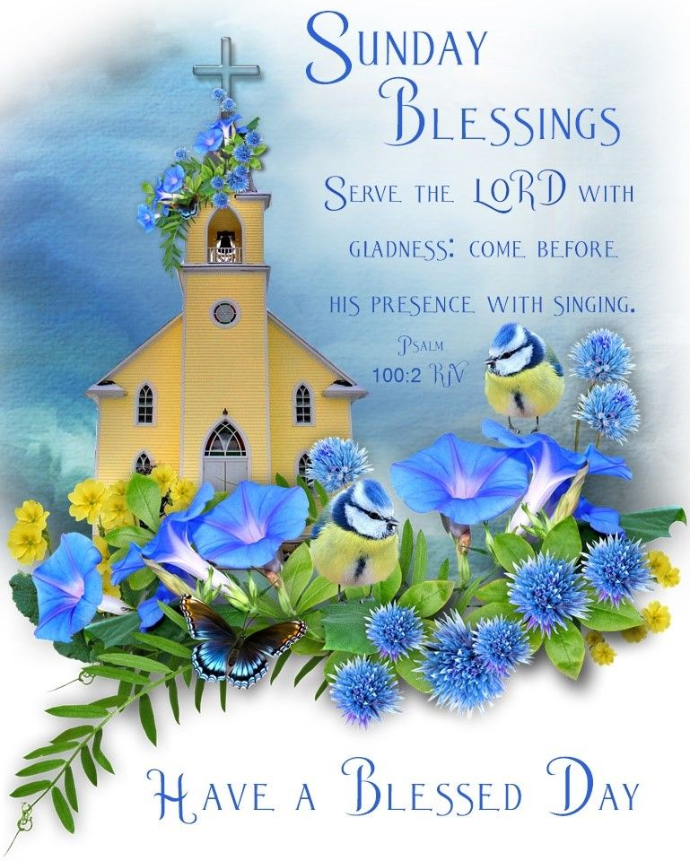 Serve The Lord Sunday Blessings Pictures Photos And Images For Facebook Tumblr Pinterest And Twitter