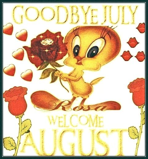 Goodbye August Welcome July – Air Media Design