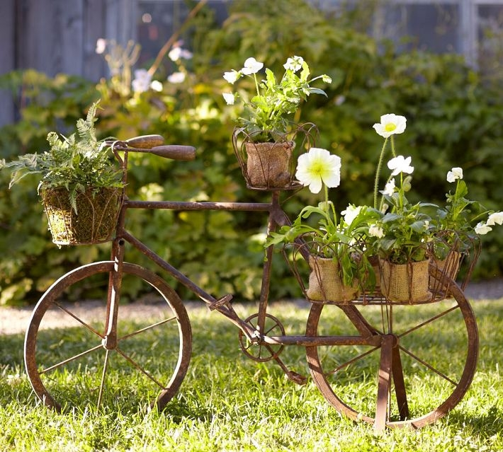 Old Bike Garden