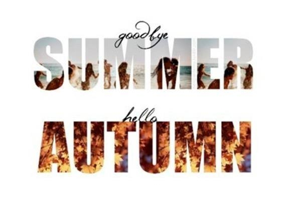 Goodbye Summer - Hello Fall Pictures, Photos, and Images for Facebook, Tumblr...