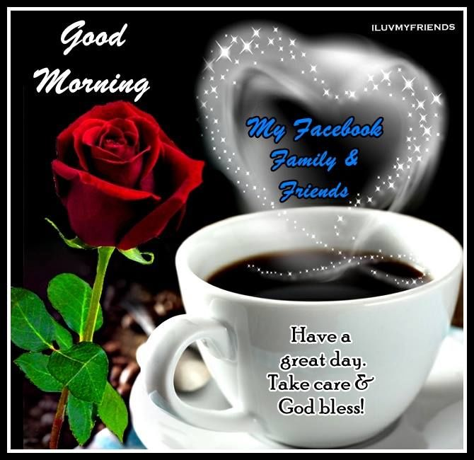 Morning Facebook Family & Friends Pictures, Photos, and
