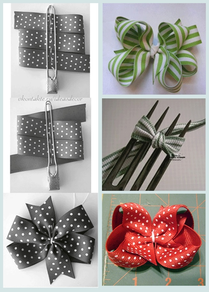 Easy Diy Bow Pictures Photos And Images For Facebook