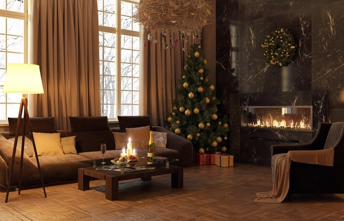Modern christmas decor pictures photos and images for facebook
