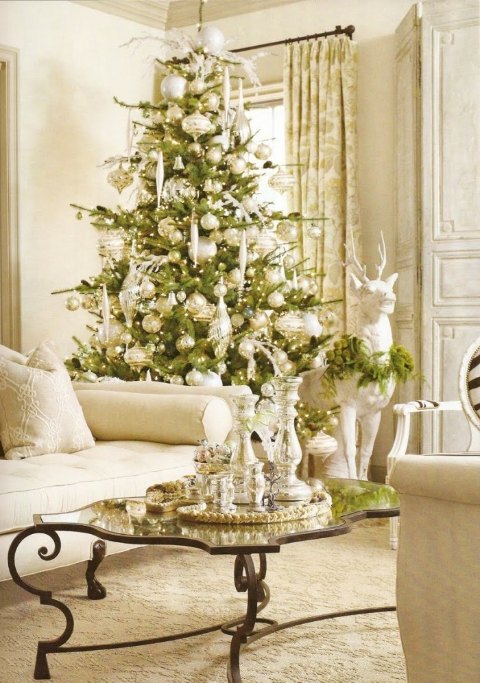Off White Christmas Decor Pictures Photos And Images For Facebook Tumblr Pinterest And Twitter