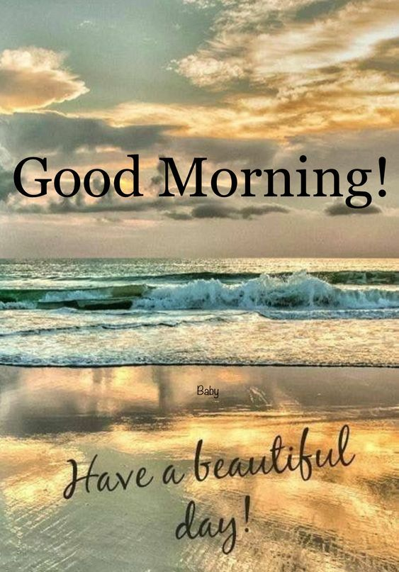 Beautiful Morning Beach Quote Pictures, Photos, and Images ...