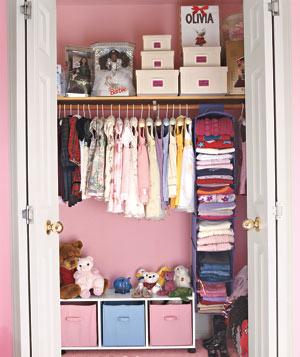 Little Girlu0027s Closet