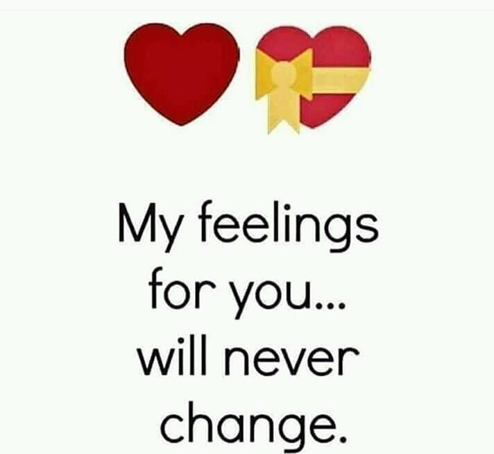 My you feelings know How Am