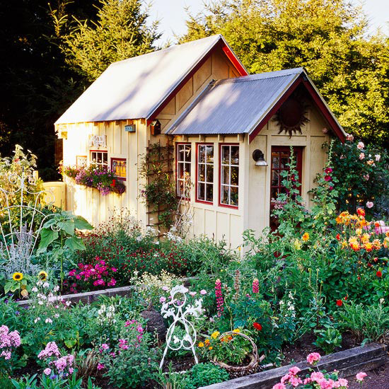 Cottage Garden Design Pinterest PDF