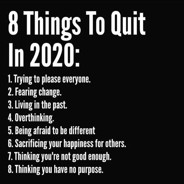 8 Things To Quit In 2020 Pictures, Photos, and Images for ...