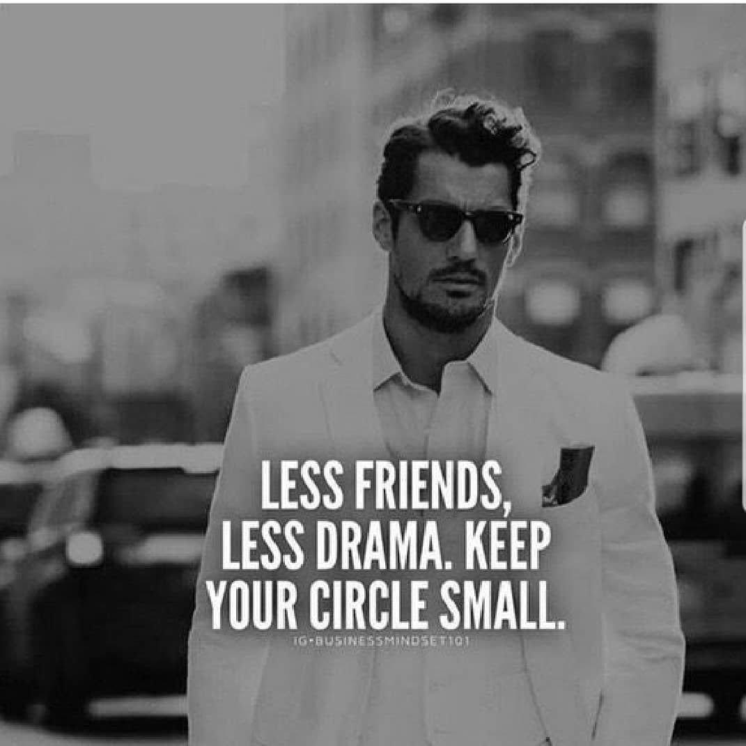 Of small quotes circle friends Quotations and