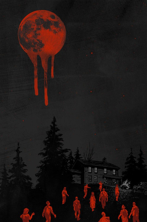 Blood moon and zombies pictures photos and images for for Minimalist living movie
