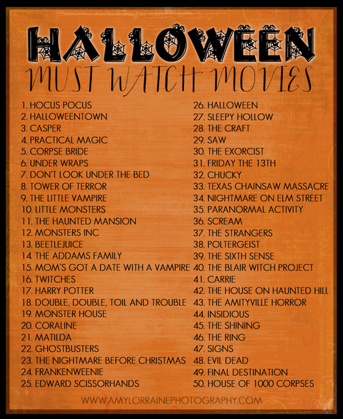 Halloween must watch movies pictures photos and images for House classics list