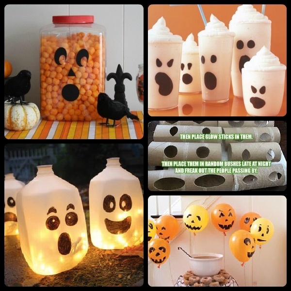 Simple Halloween Crafts Pictures Photos And Images For