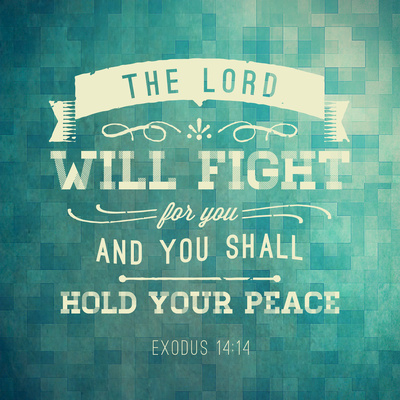 the lord will fight for you pictures photos and images