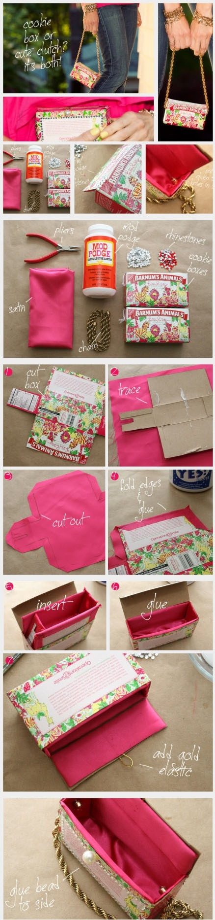 Diy cute clutch pictures photos and images for facebook tumblr diy cute clutch solutioingenieria Images