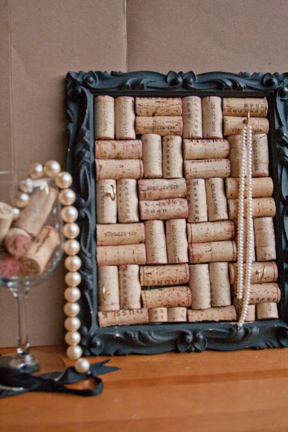 DIY Cork Frame Pictures, Photos, and Images for Facebook ...