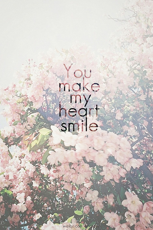 Image of: Love Lovethispic Lovethispic You Make My Heart Smile Pictures Photos And Images For Facebook