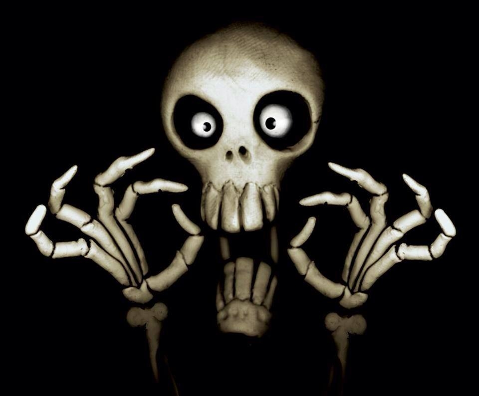 Scary Skull Pictures, Photos, and Images for Facebook ...