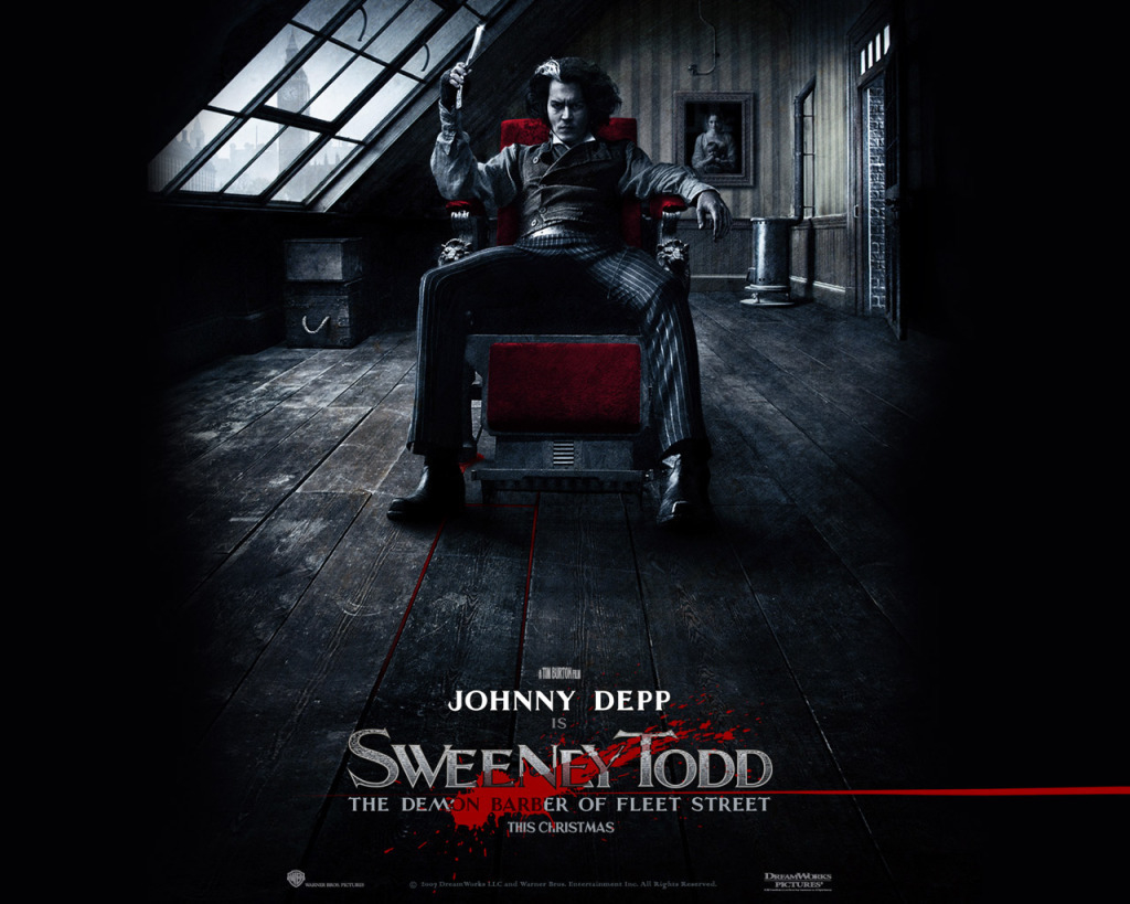 Johnny Depp As Sweeney Todd Pictures Photos And Images