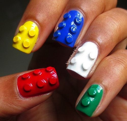 Lego Nail Design Pictures, Photos, and Images for Facebook