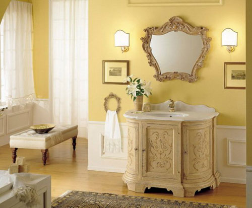 Vintage Elegant Bathroom Pictures Photos And Images For