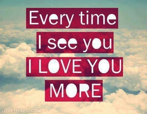 I Love You More Quotes Tumblr : You, I Love You More Pictures, Photos, and Images for Facebook, Tumblr ...