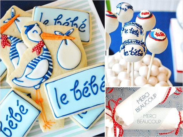 French Stork Baby Shower Pictures Photos And Images For Facebook