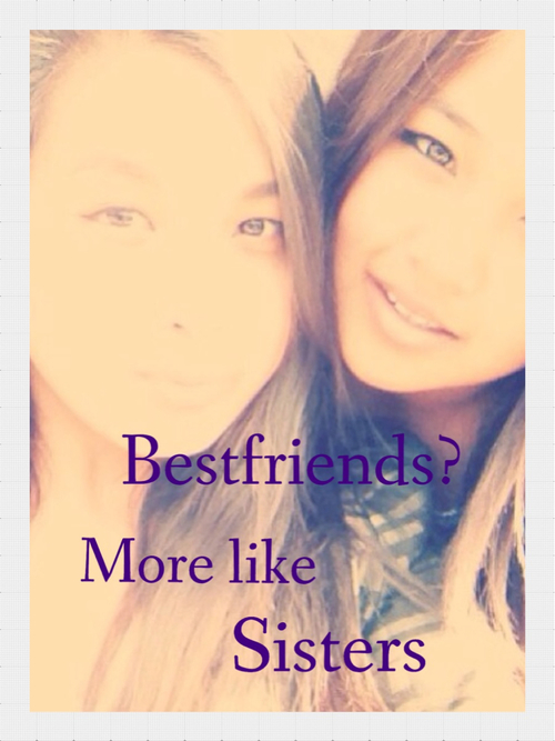 Quotes About Best Friends Being Like Sisters Tumblr : Best friend more like sister quotes tumblr
