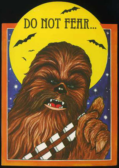 Vintage Star Wars Halloween Card Pictures Photos And