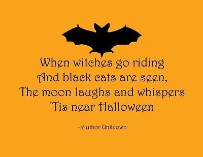 Halloween Poem Pictures, Photos, and Images for Facebook, Tumblr ...