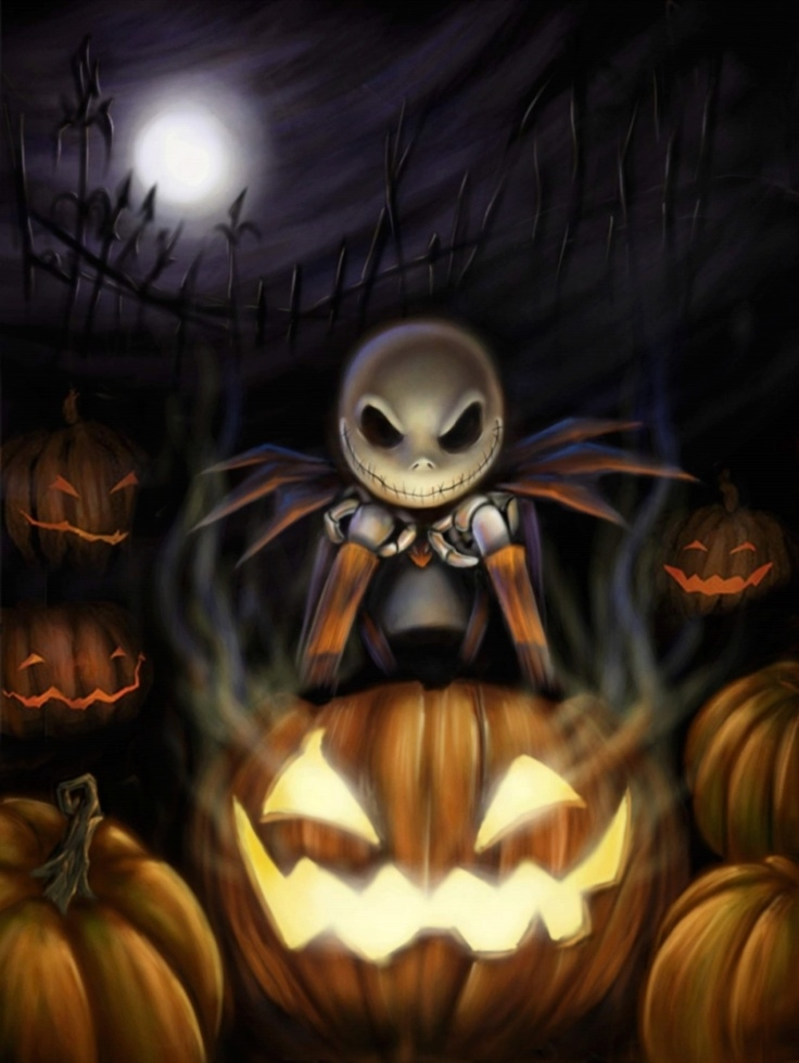 Jack the Pumpkin King