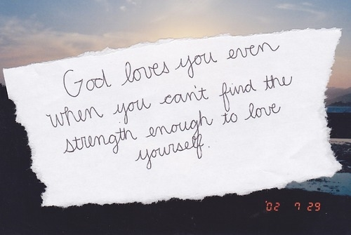 Quotes About Love Of God Tumblr : God Loves You Pictures, Photos, and Images for Facebook, Tumblr ...