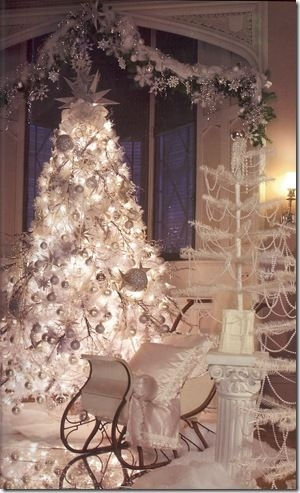 White Christmas Decor Pictures Photos And Images For