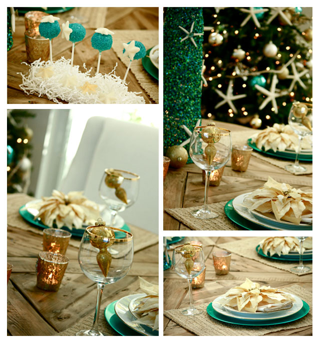 coastal christmas party theme pictures photos and images for facebook tumblr pinterest and. Black Bedroom Furniture Sets. Home Design Ideas