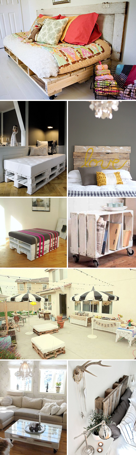 Pallet Decorating Ideas Pictures, Photos, and Images for ...