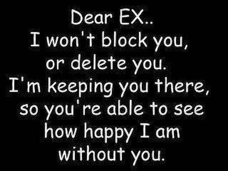 I Love You Quotes For Boyfriend In English : Dear Ex Pictures, Photos, and Images for Facebook, Tumblr, Pinterest ...