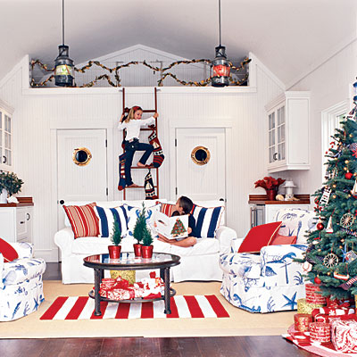 Red white blue christmas pictures photos and images - Red white blue decorations ...