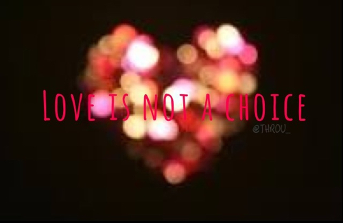 Love choice