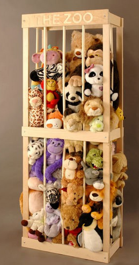 Cute stuffed animal storage display pictures photos and for Cute display pictures