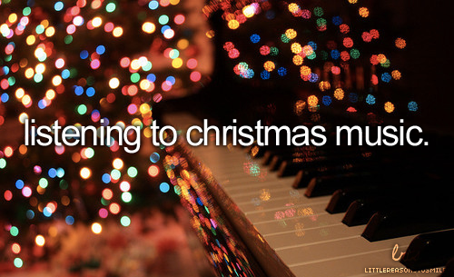 Listening To Christmas Music Pictures Photos and Images for