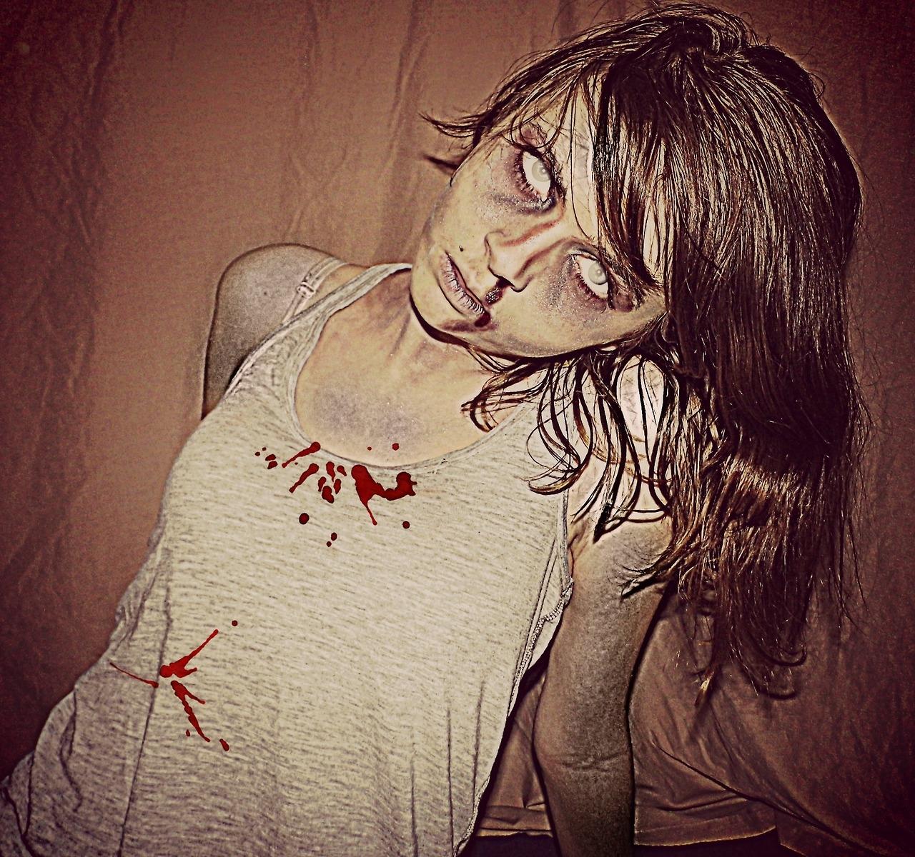 Gambar zombie girls sexy nude videos